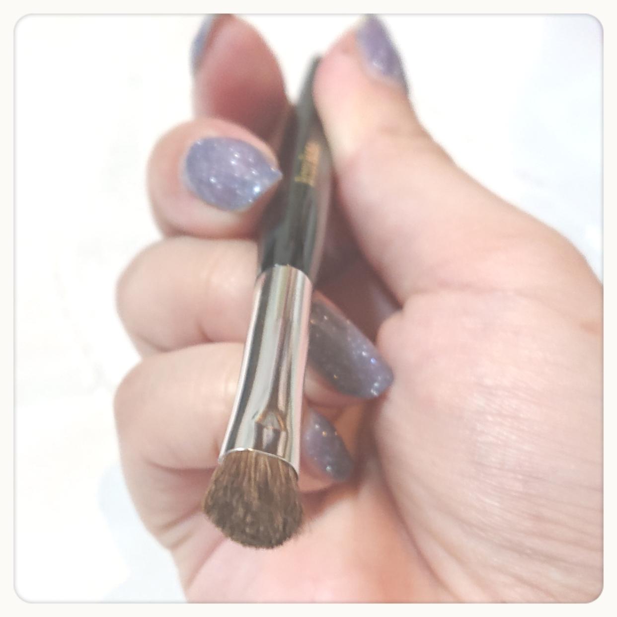 ROSY ROSA(ロージーローザ)熊野筆 アイシャドウ用 Sを使ったnakoさんのクチコミ画像5