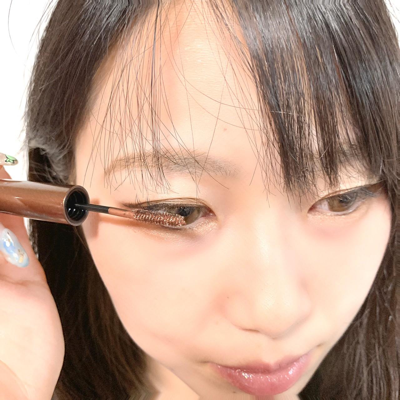 COCOROIKI(ココロイキ) アイデザインマスカラの良い点・メリットに関するkana_cafe_timeさんの口コミ画像3