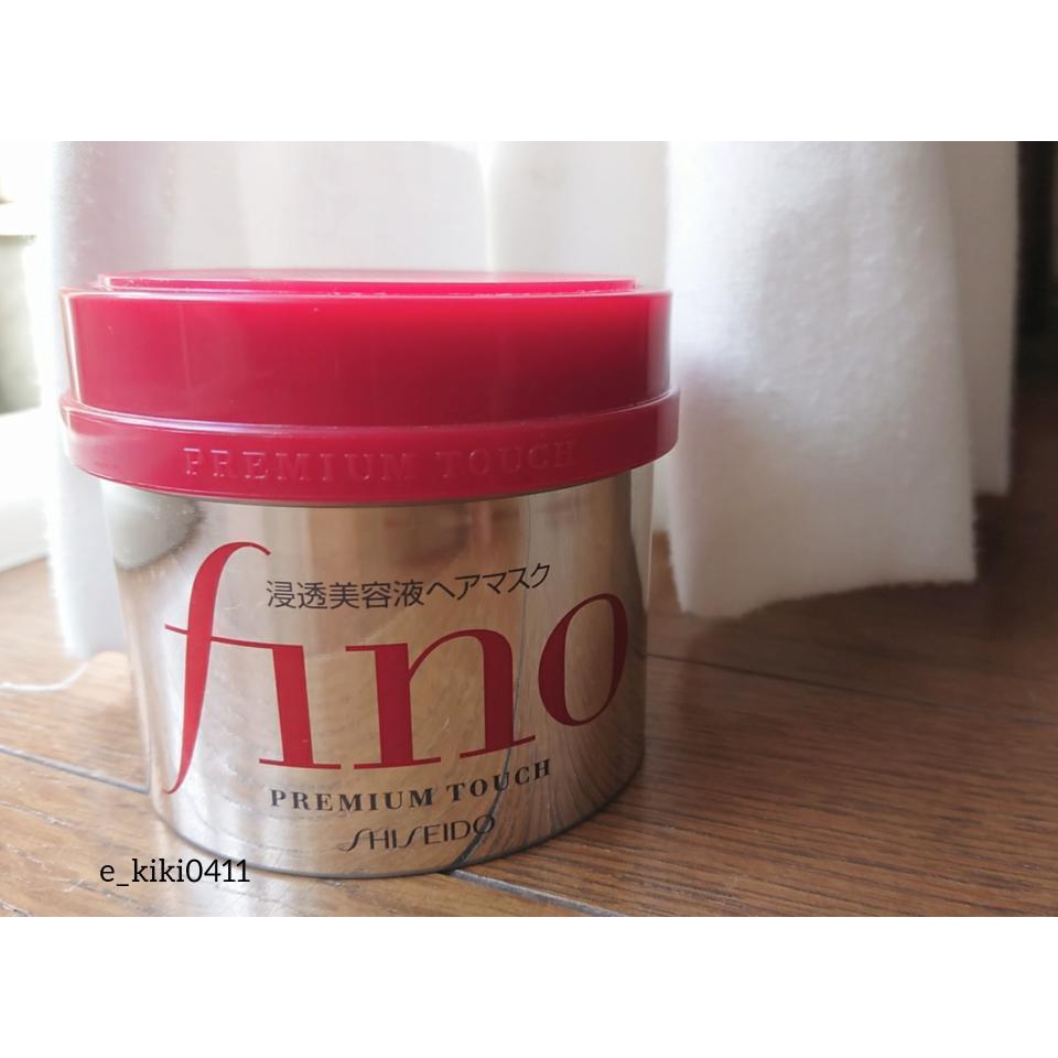 fino(フィーノ)プレミアムタッチ 浸透美容液ヘアマスクを使った             ERIさんのクチコミ画像