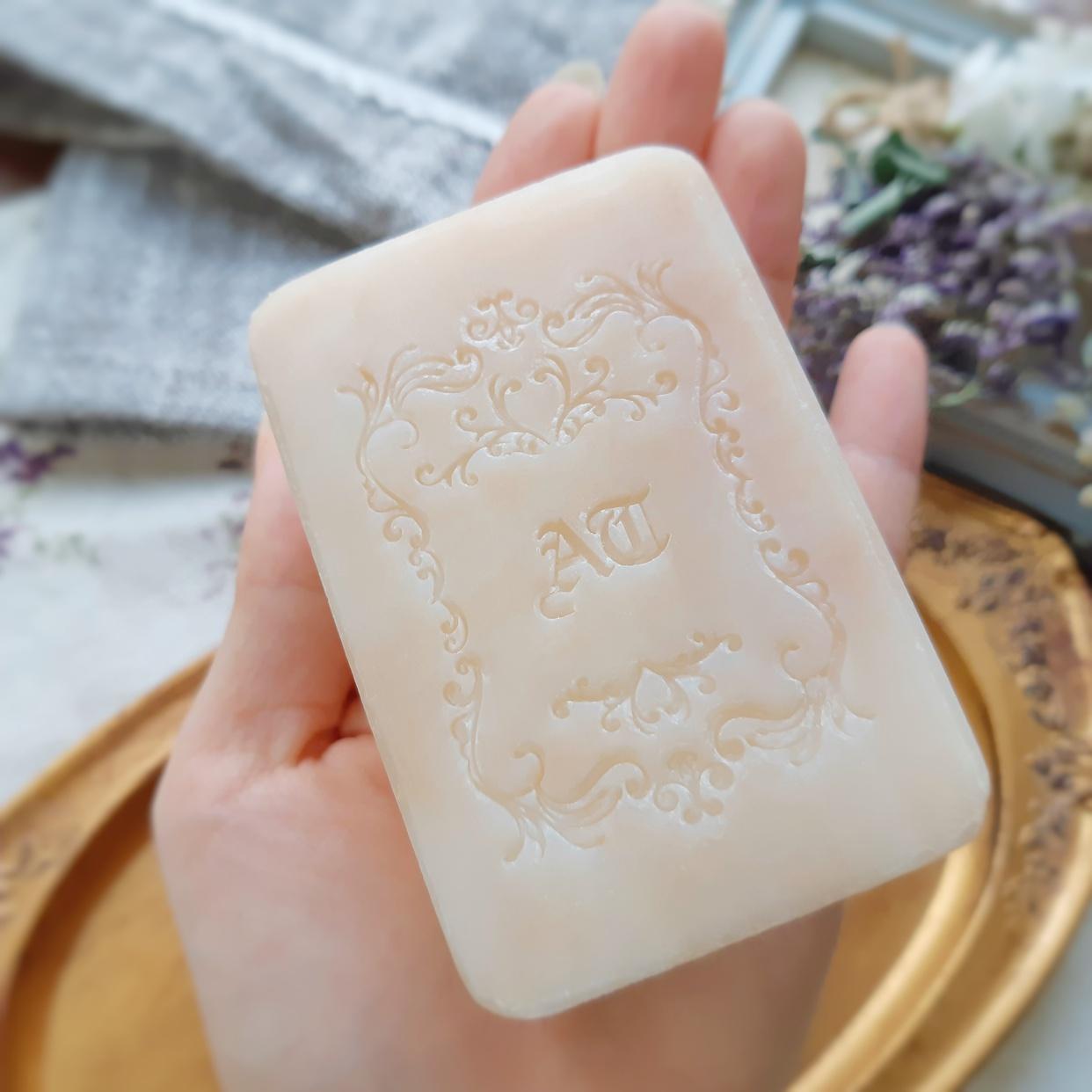 麗凍化粧品(Reitou Cosme) 薔薇はちみつ石鹸を使った銀麦さんのクチコミ画像2