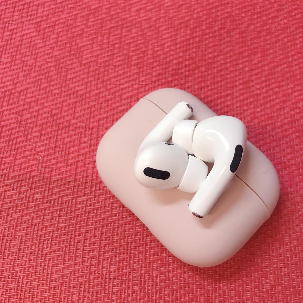 Apple(アップル)AirPods Proを使ったNonさんのクチコミ画像1