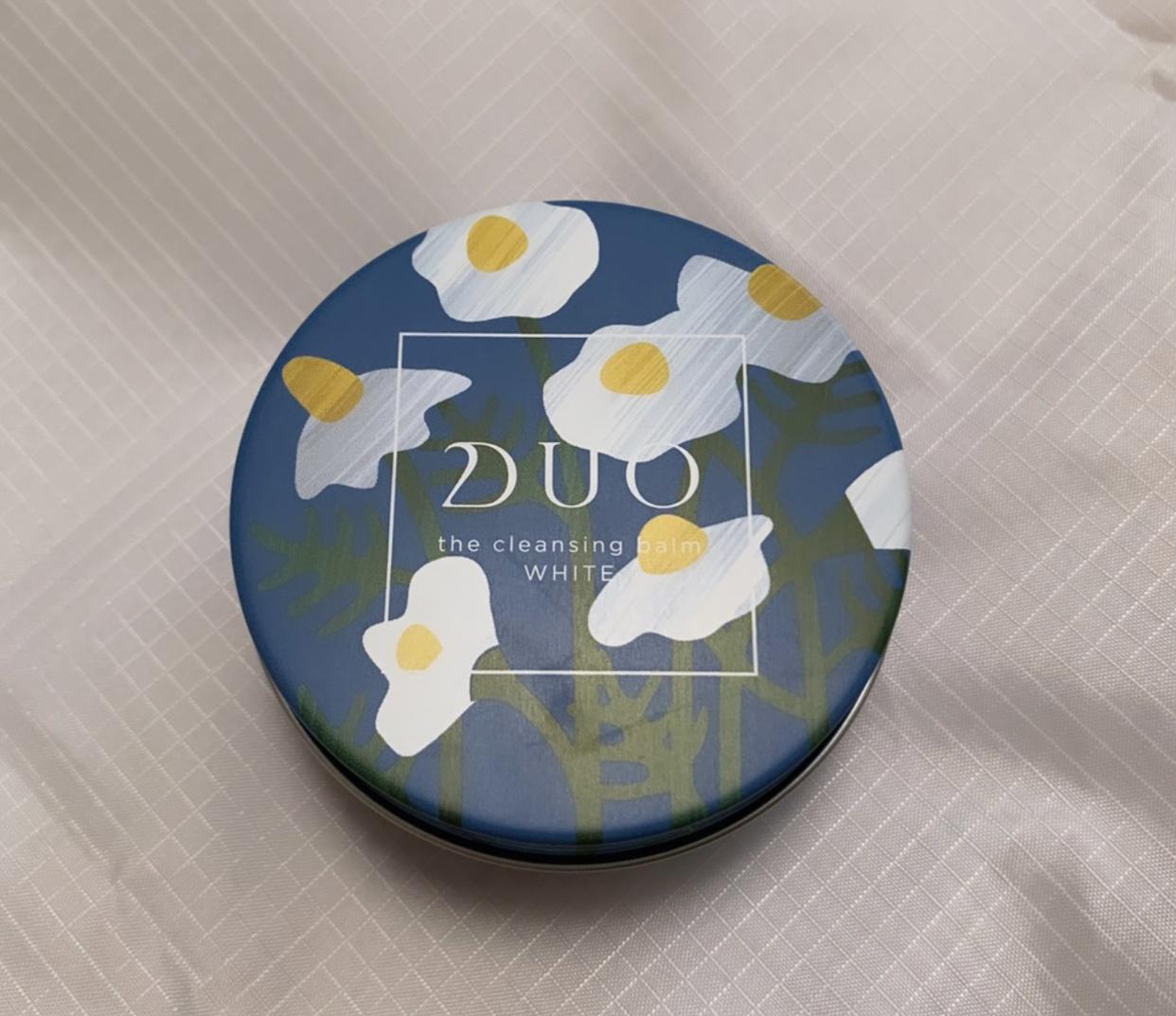 DUO(デュオ) ザ クレンジングバーム ホワイトの良い点・メリットに関するnatsumiさんの口コミ画像1