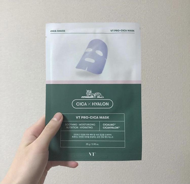 VT COSMETICS(ヴイティコスメティックス) プロシカマスクの良い点・メリットに関するはなさんの口コミ画像1