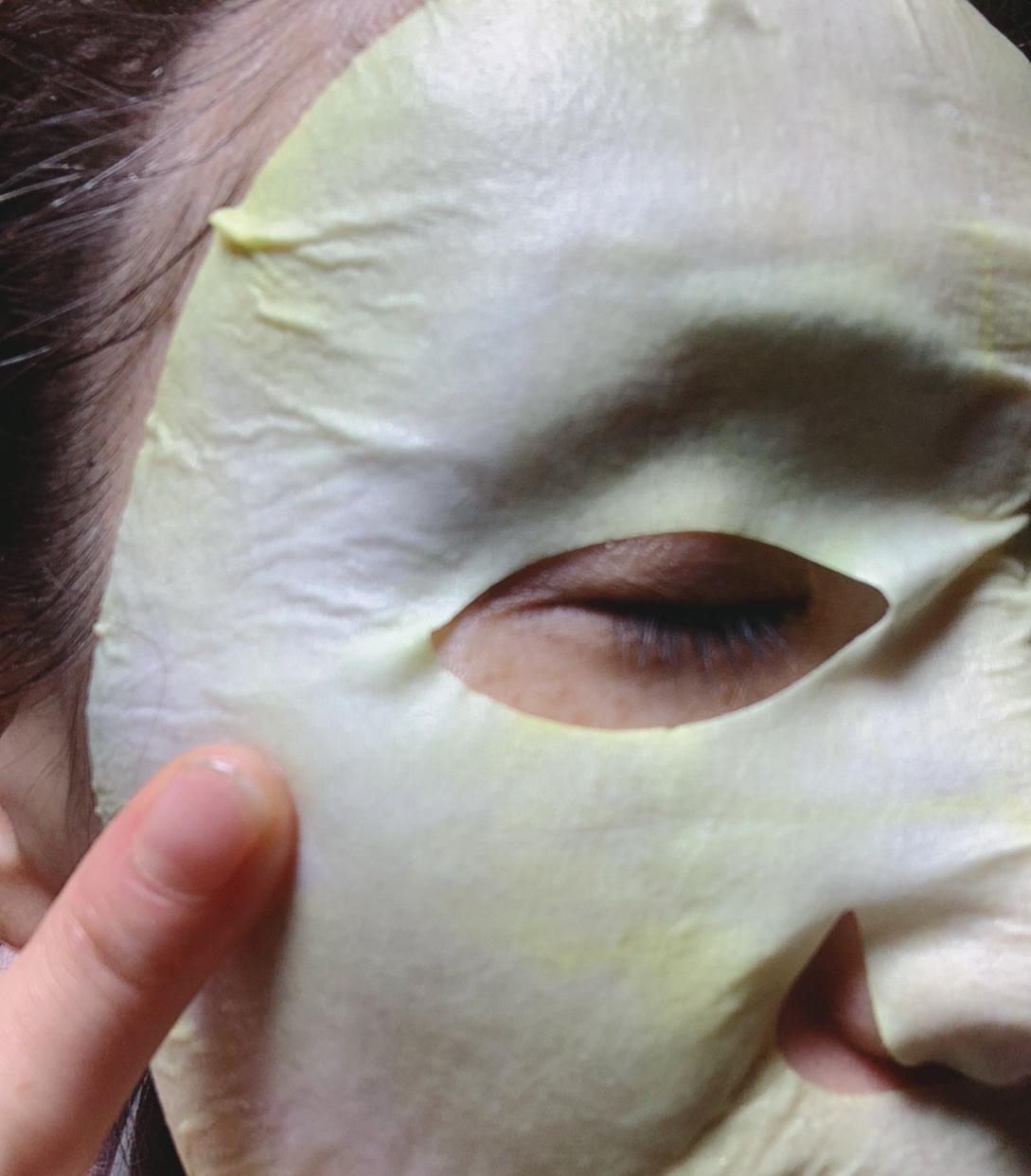 ReGen(リジェン) ハニーシールドマスクパックを使った渡邊 朋恵さんのクチコミ画像3