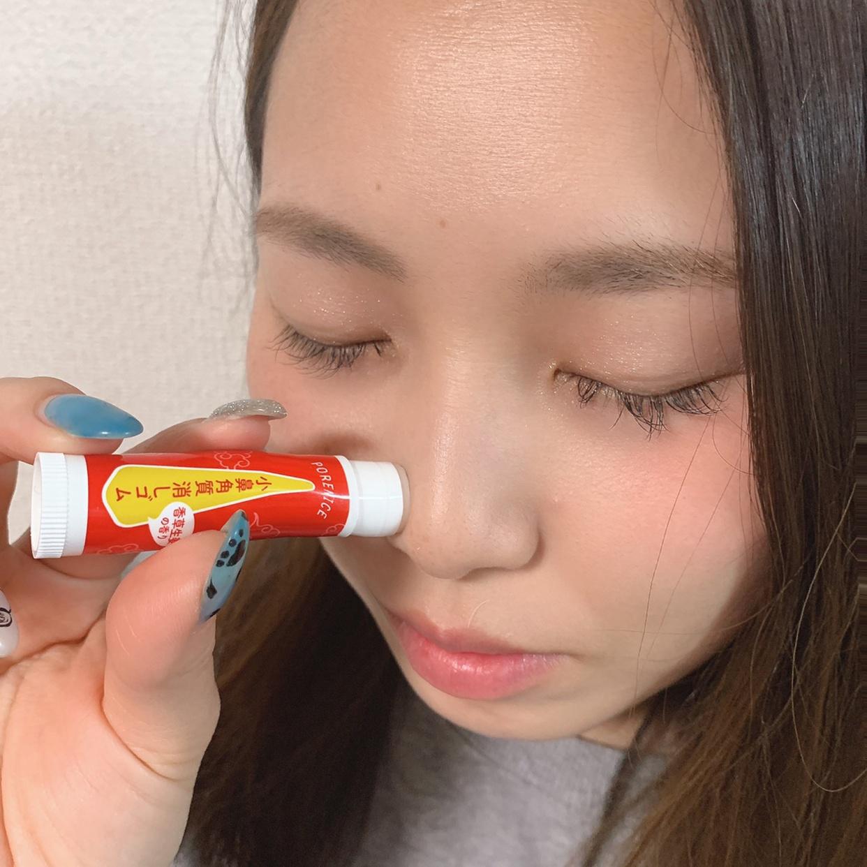 PORENICE(ポアナイス) 小鼻角質消しゴムの良い点・メリットに関するkana_cafe_timeさんの口コミ画像3