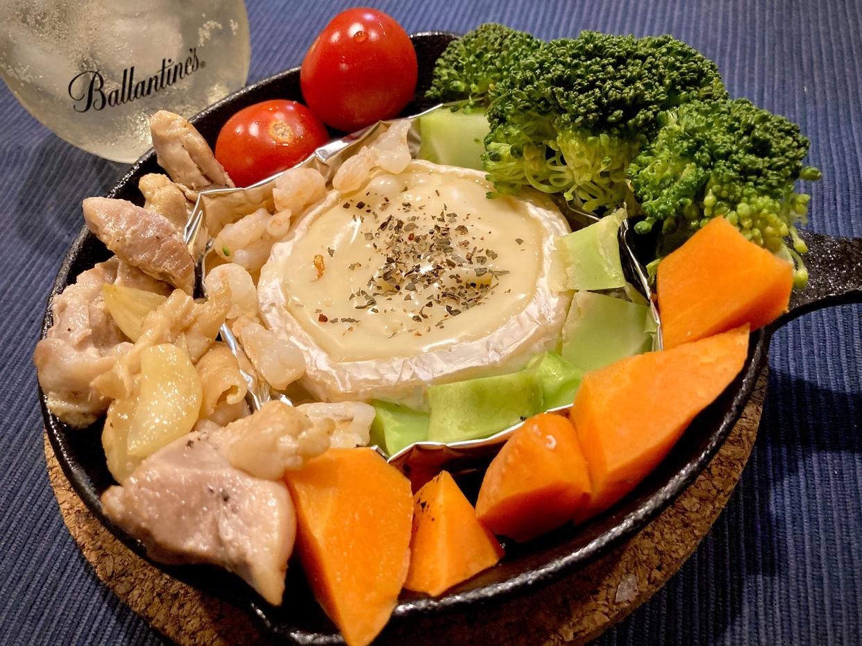 NITORI(ニトリ)スキレット鍋を使ったおつおじさんのクチコミ画像1