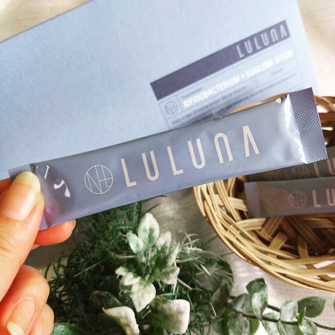 LULUNA(ルルーナ) BIFIDOBACTERIUM + EUGLENA STICK (ビフィズス菌+ユーグレナ スティック)を使ったまるもふさんのクチコミ画像2