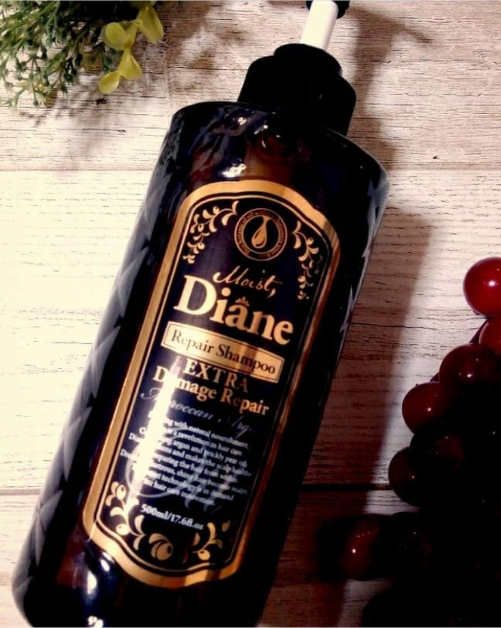 Diane(ダイアン) エクストラダメージリペア オイルシャンプーを使ったせあらさんのクチコミ画像
