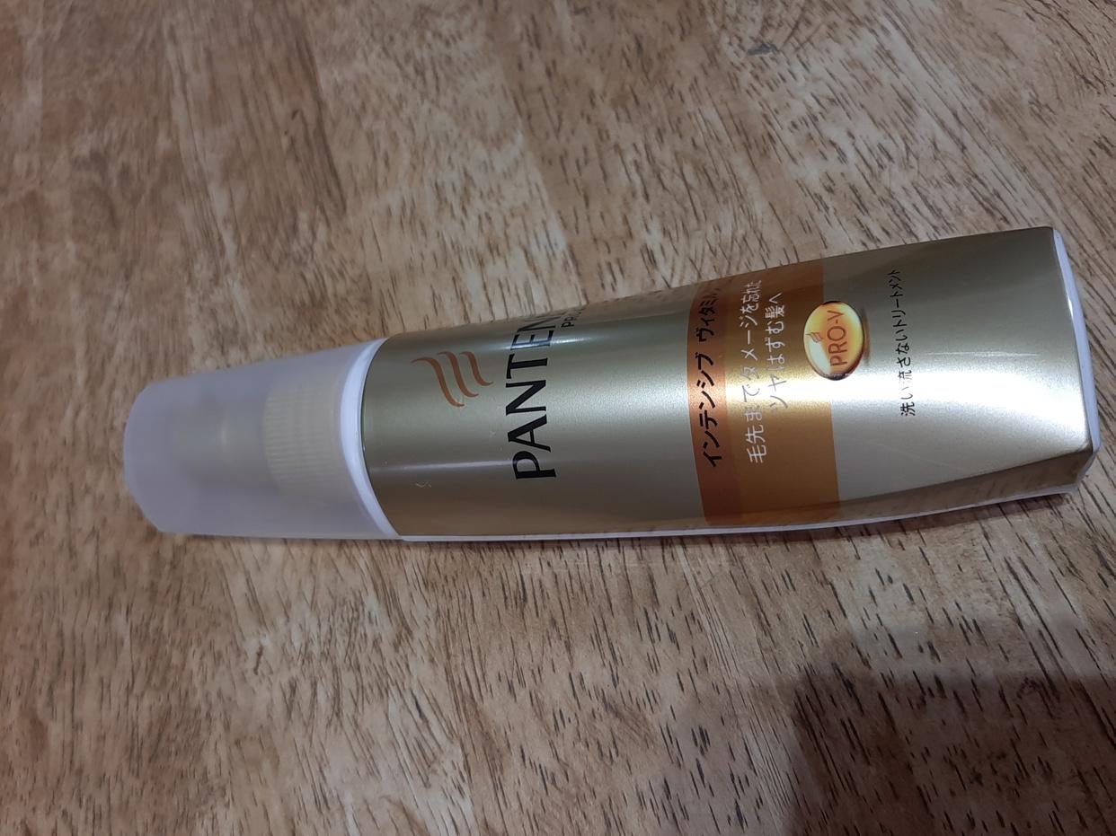 PANTENE(パンテーン) エクストラダメージケア インテンシブヴィタミルクを使ったやむにぃさんのクチコミ画像1