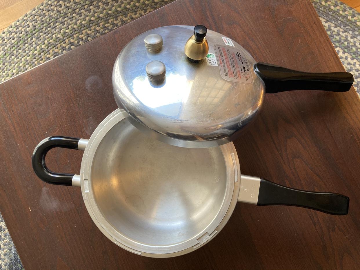 鋳物屋(イモノヤ)ヘイワ圧力鍋 PC-60Aを使ったsunflowerさんのクチコミ画像3