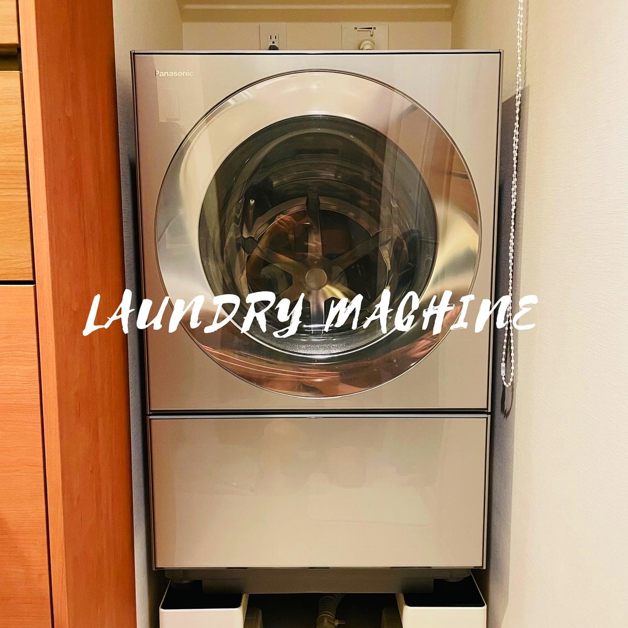 Panasonic(パナソニック) キューブル ななめドラム洗濯乾燥機 NA-VG2500を使ったsaynoさんのクチコミ画像1