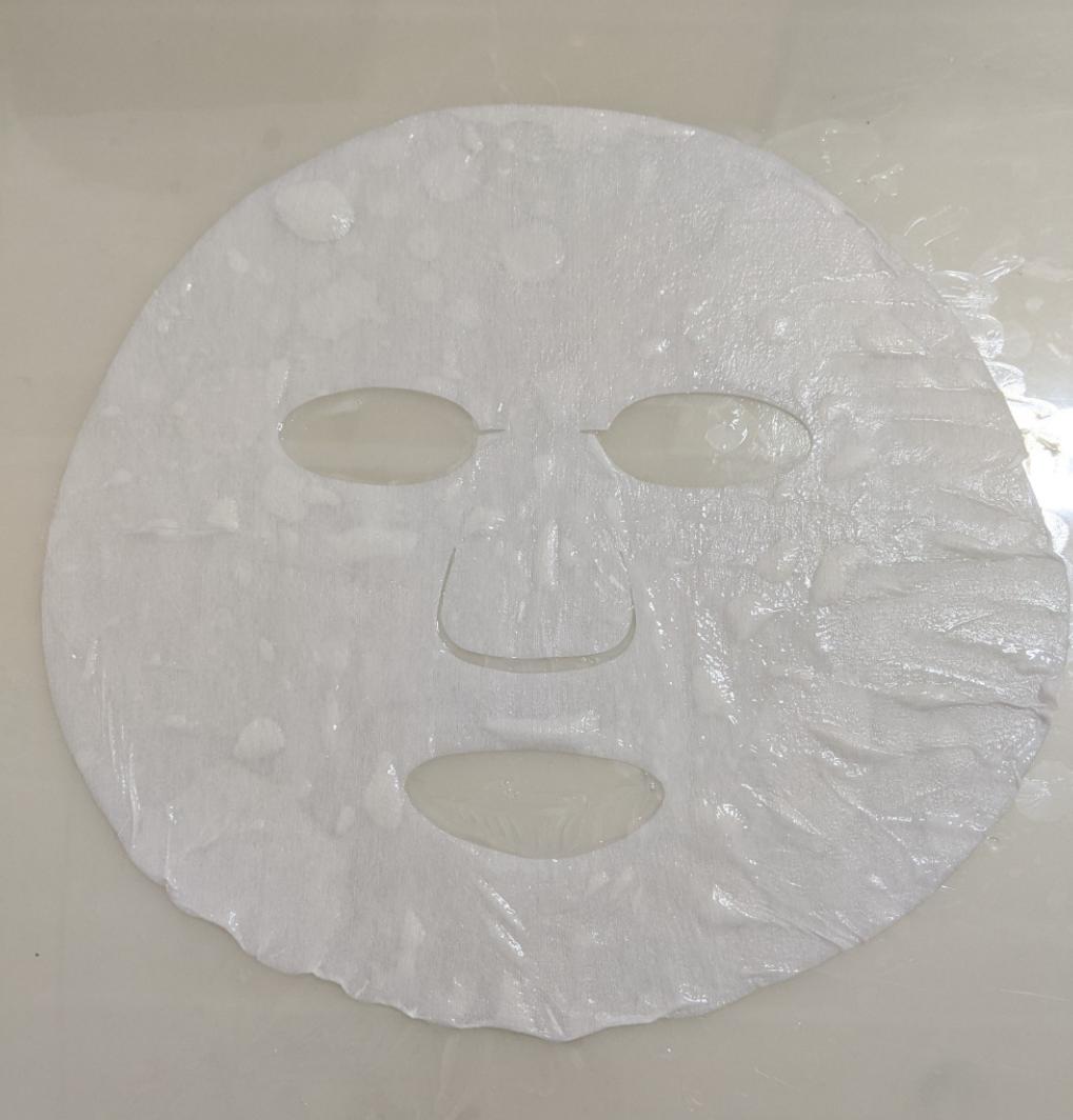 Abib(アビブ) グミ シートマスク アクア ステッカーを使ったpuchiriekoさんのクチコミ画像1