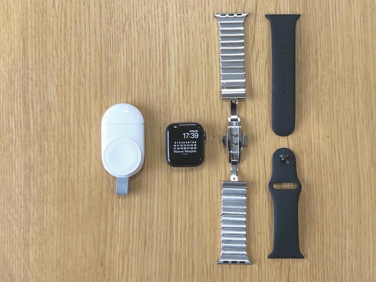 Apple(アップル)Apple Watch SE(GPSモデル) MYDM2J/Aを使ったwa3homeさんのクチコミ画像4