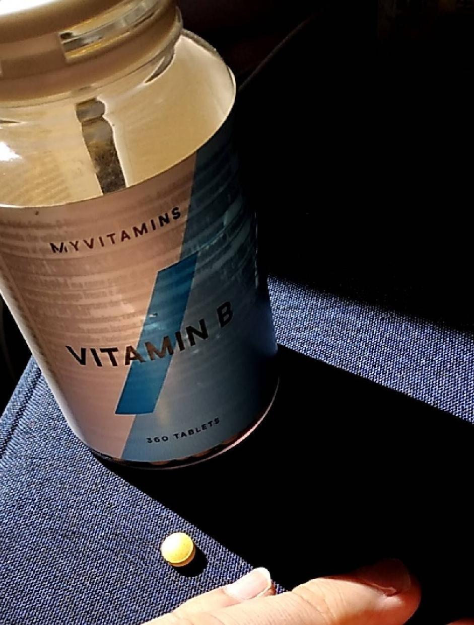 Myprotein(マイプロテイン) ビタミンBタブレットを使った美肌男子系になりたい雄風斗さんのクチコミ画像1