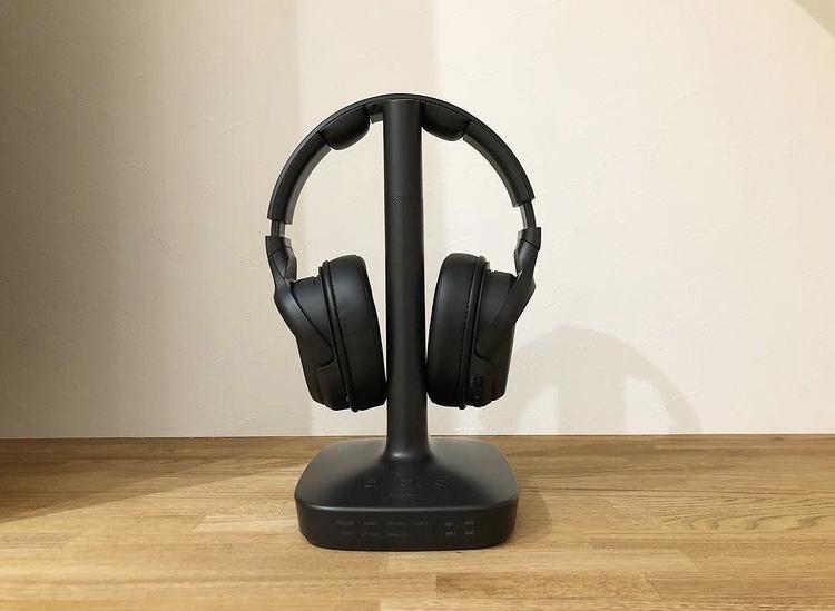 SONY(ソニー)デジタルサラウンドヘッドホンシステム WH-L600を使ったwa3homeさんのクチコミ画像1