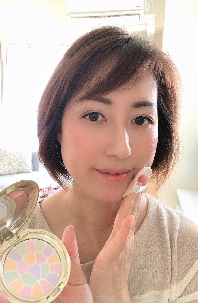 Elégance(エレガンス)ラ プードル オートニュアンスを使った             真鍋 貴代子さんのクチコミ画像