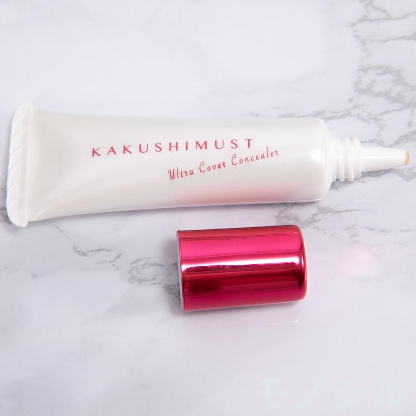 KAKUSHIMUST(カクシマスト)ウルトラカバーコンシーラーを使ったhanaさんのクチコミ画像1