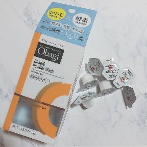 Obagi(オバジ)酵素洗顔パウダーを使った miiiさんの口コミ画像1
