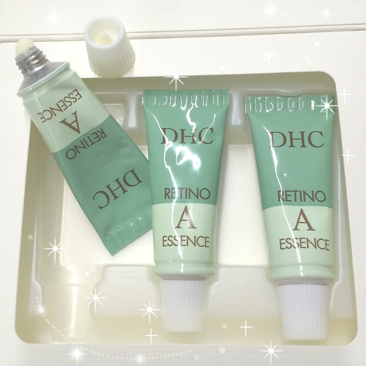 DHC(ディーエイチシー) 薬用レチノAエッセンスを使ったカサブランカさんのクチコミ画像1