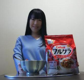 calbee(カルビー)フルグラを使った東 洋美さんのクチコミ画像