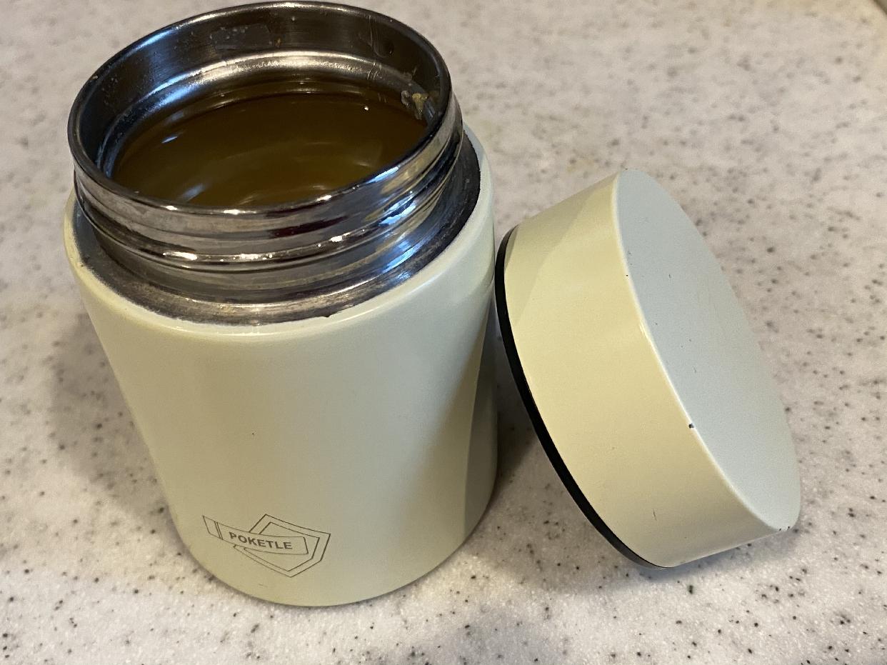 POKETLE(ポケトル)スープボトルを使ったハピユピさんのクチコミ画像1