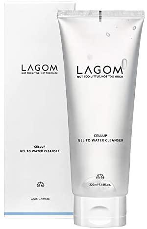 LAGOM(ラゴム)ジェルトゥウォーター クレンザーを使ったヨニンRさんのクチコミ画像