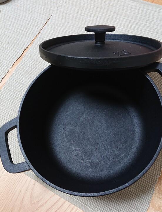無印良品(MUJI)ダッチオーブンを使った鈴木 まさ美さんのクチコミ画像2