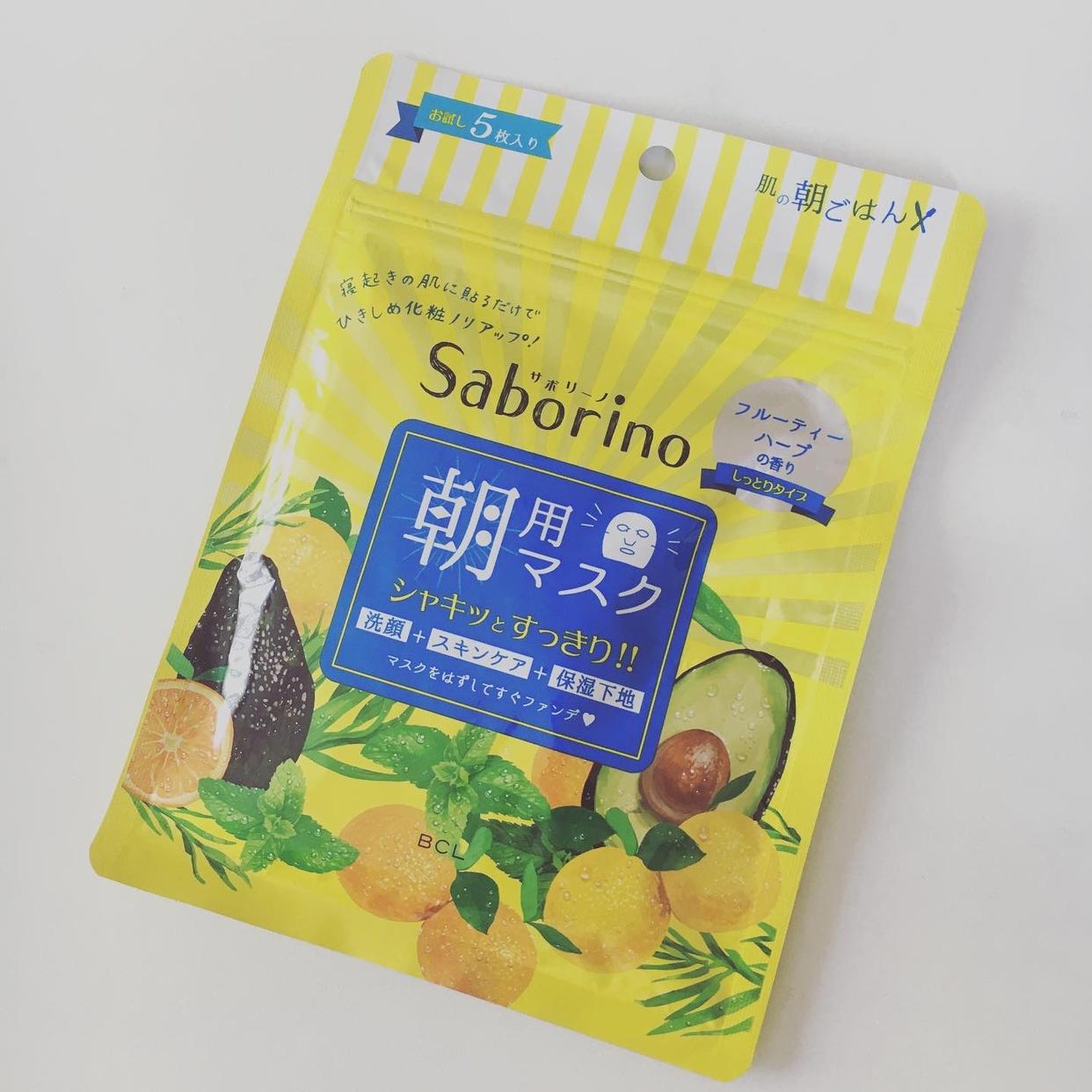 Saborino(サボリーノ) 目ざまシートの良い点・メリットに関するMiaiさんの口コミ画像1