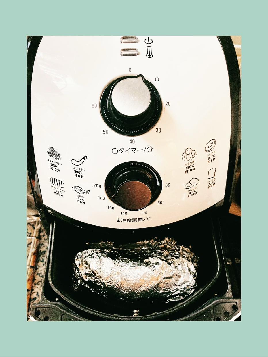 Karalla(カラーラ)熱風揚げ物調理機器 ノンフライヤーを使ったJUNKOさんのクチコミ画像2