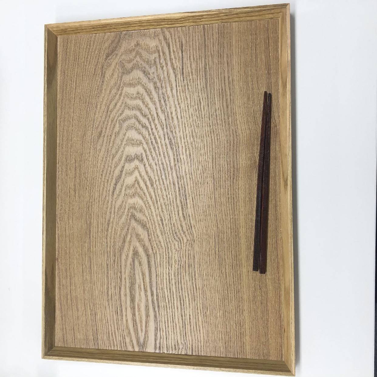 Table Ware East(テーブルウェアイースト)木製 ナチュラルスタックトレー44cm(LL)を使った わっきーさんの口コミ画像2