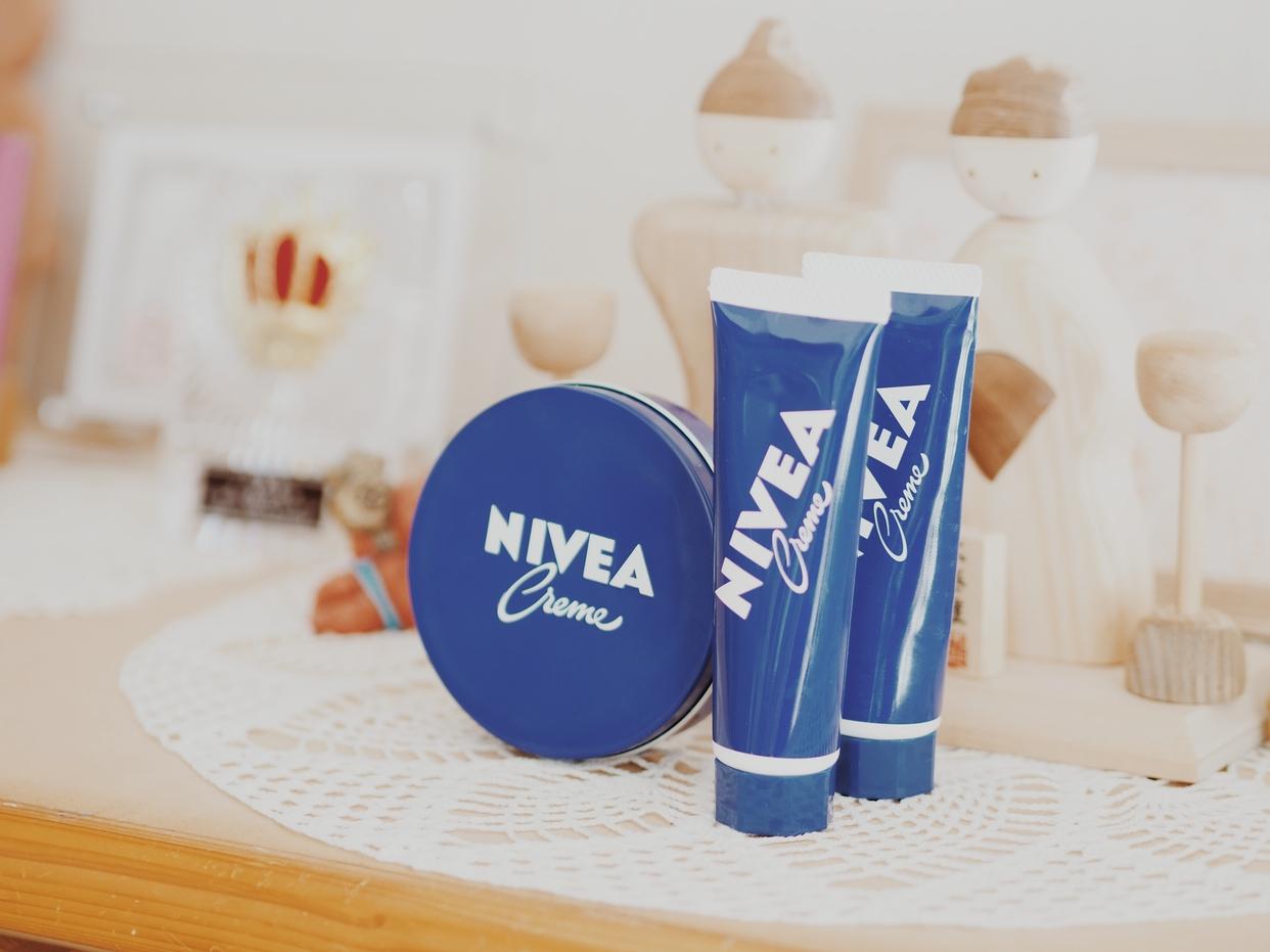 NIVEA(ニベア) クリーム(大缶)に関するcherryさんの口コミ画像1