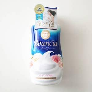 Bouncia(バウンシア)ボディソープを使った うにこさんの口コミ画像1