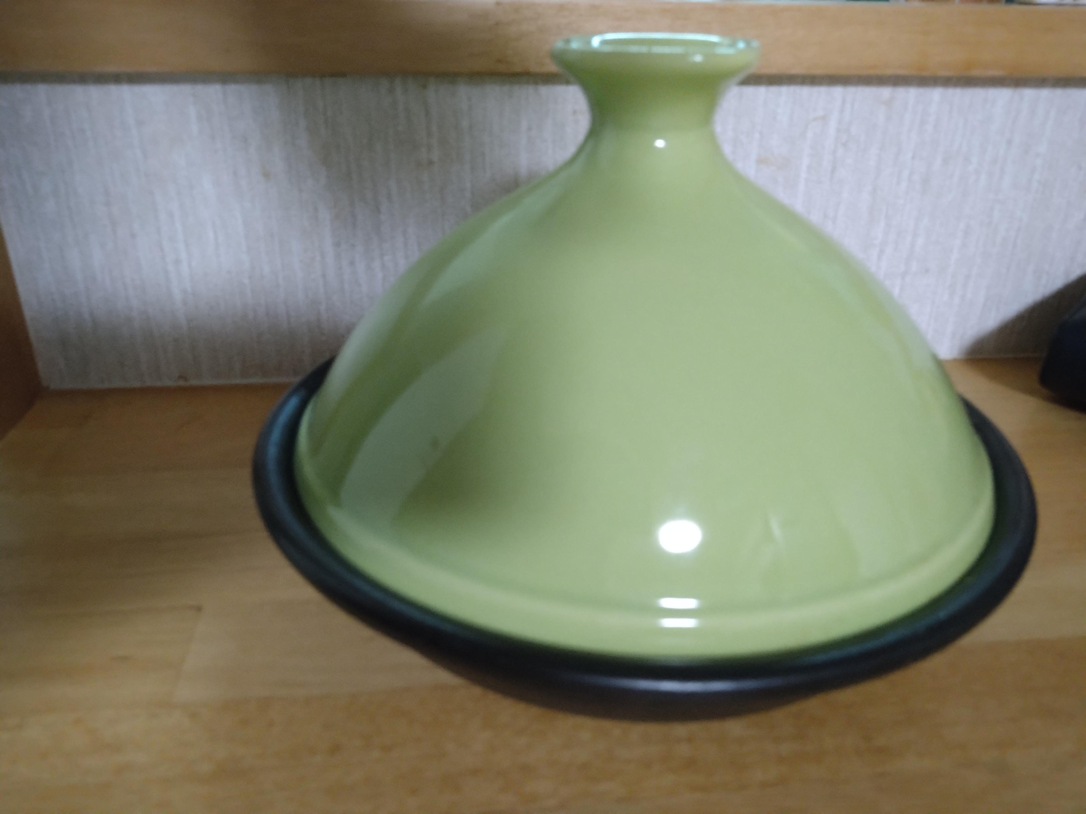 Cooking Plus(クッキングプラス) タジン鍋 (M) 21cm レッドに関する宮里なつきさんの口コミ画像1