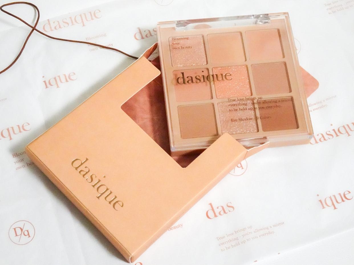 dasique(デイジーク)シャドウパレットを使った🥀さんのクチコミ画像