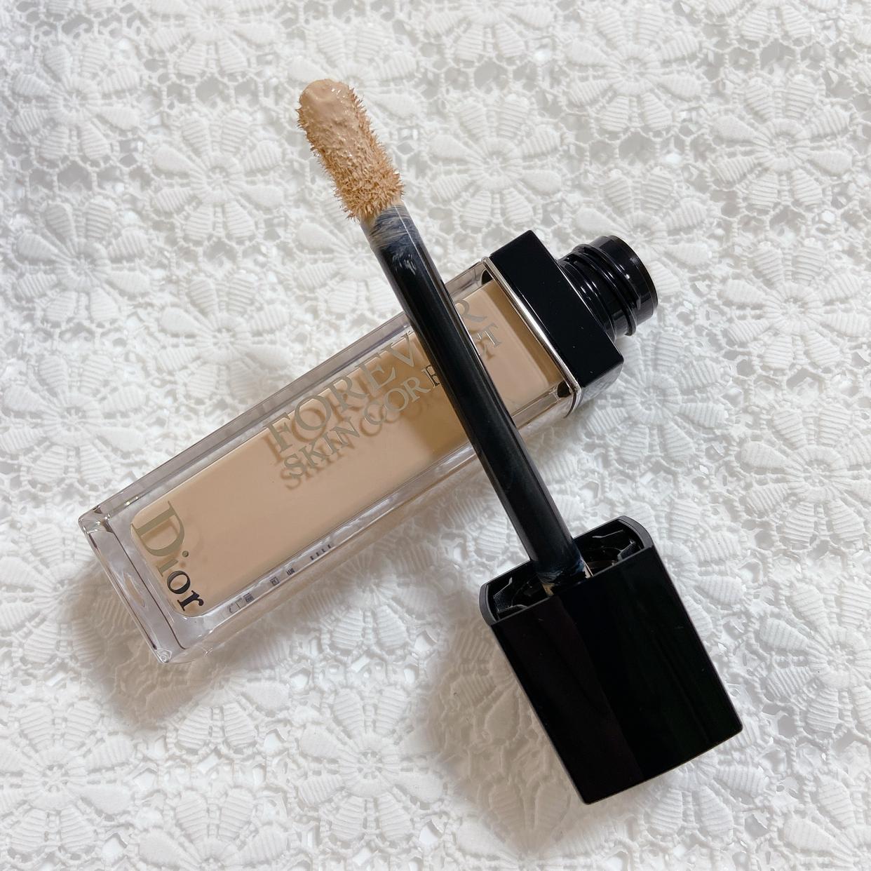 Dior Skin(ディオールスキン)フォーエヴァー スキン コレクトを使った mocha*さんのクチコミ画像