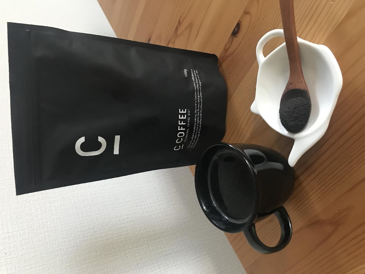 C COFFEE(シーコーヒー) チャコールコーヒーダイエットの良い点・メリットに関するxxxnaaさんの口コミ画像1