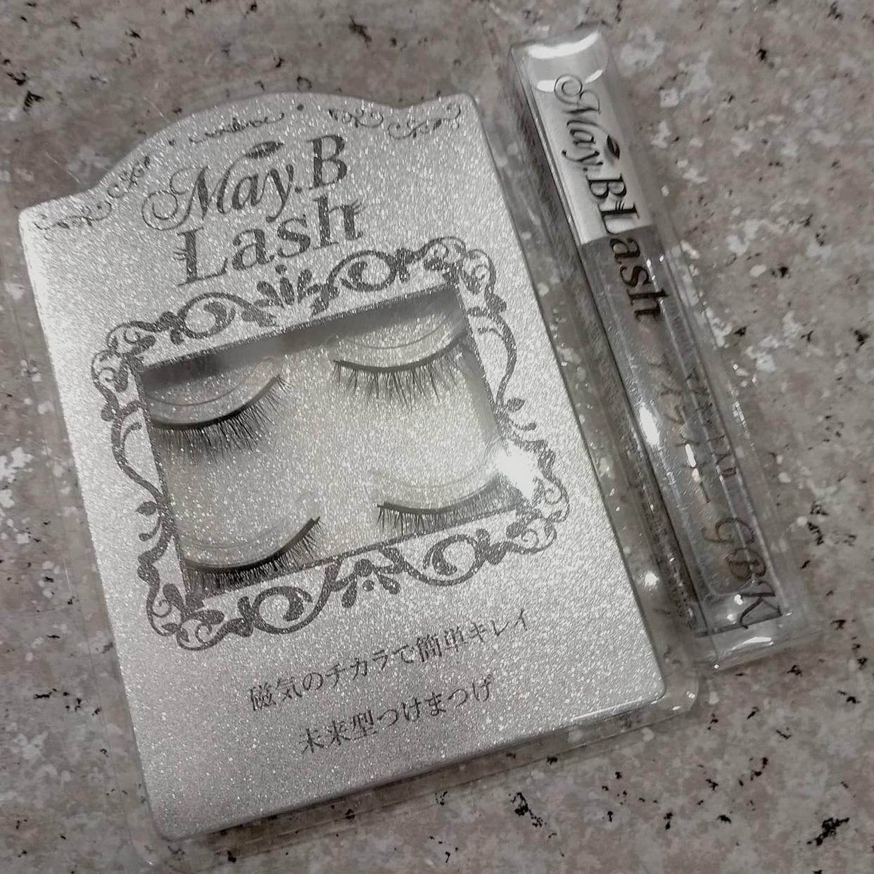 May.B Lash(メイビーラッシュ)マグネットつけまつげを使ったみこさんのクチコミ画像2