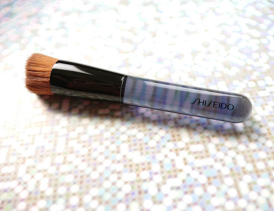 資生堂(SHISEIDO)ファンデーションブラシ 131を使ったbubuさんのクチコミ画像1