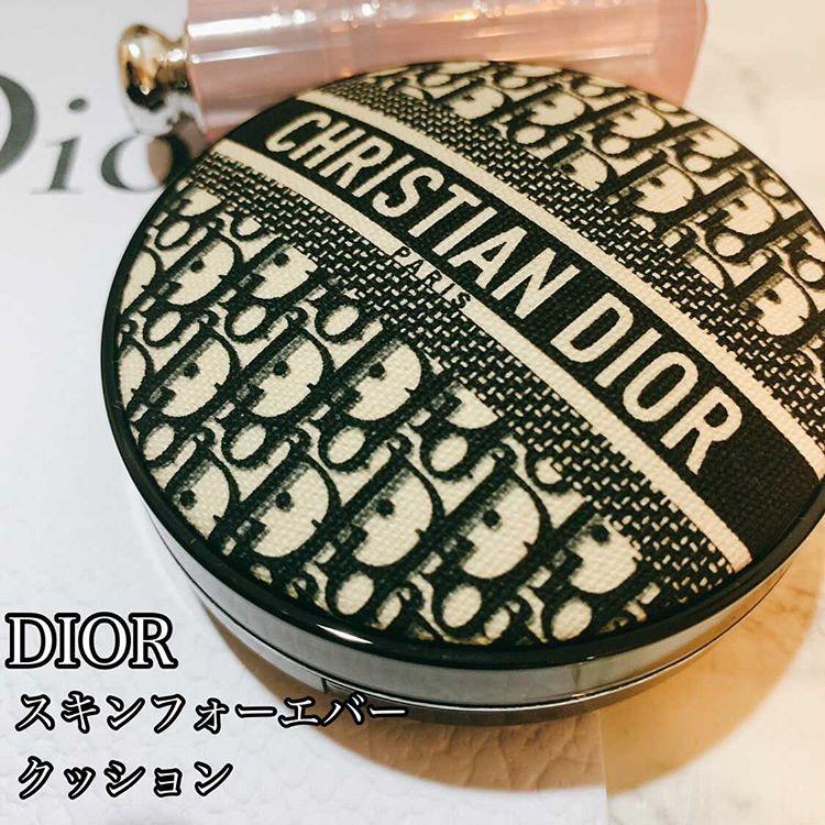 Dior(ディオール) スキン フォーエバー クッションを使ったchamaru222さんのクチコミ画像