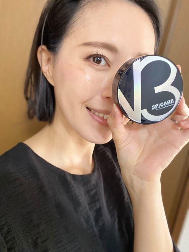 SPICARE(スピケア)V3エキサイティングファンデーションを使った             yumiさんのクチコミ画像2