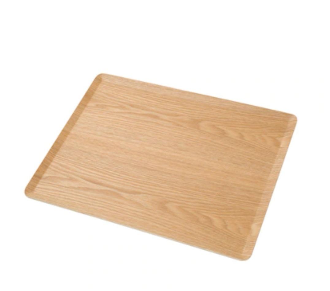 NITORI(ニトリ)滑り止め加工 木製トレーを使ったたむら あきよさんのクチコミ画像1