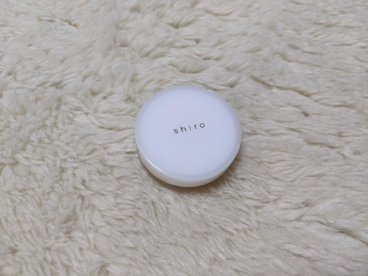 SHIRO(シロ) 練り香水の良い点・メリットに関するaiknさんの口コミ画像1