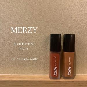 MERZY(マージ―)ブラーフィットティントを使ったKARINさんのクチコミ画像
