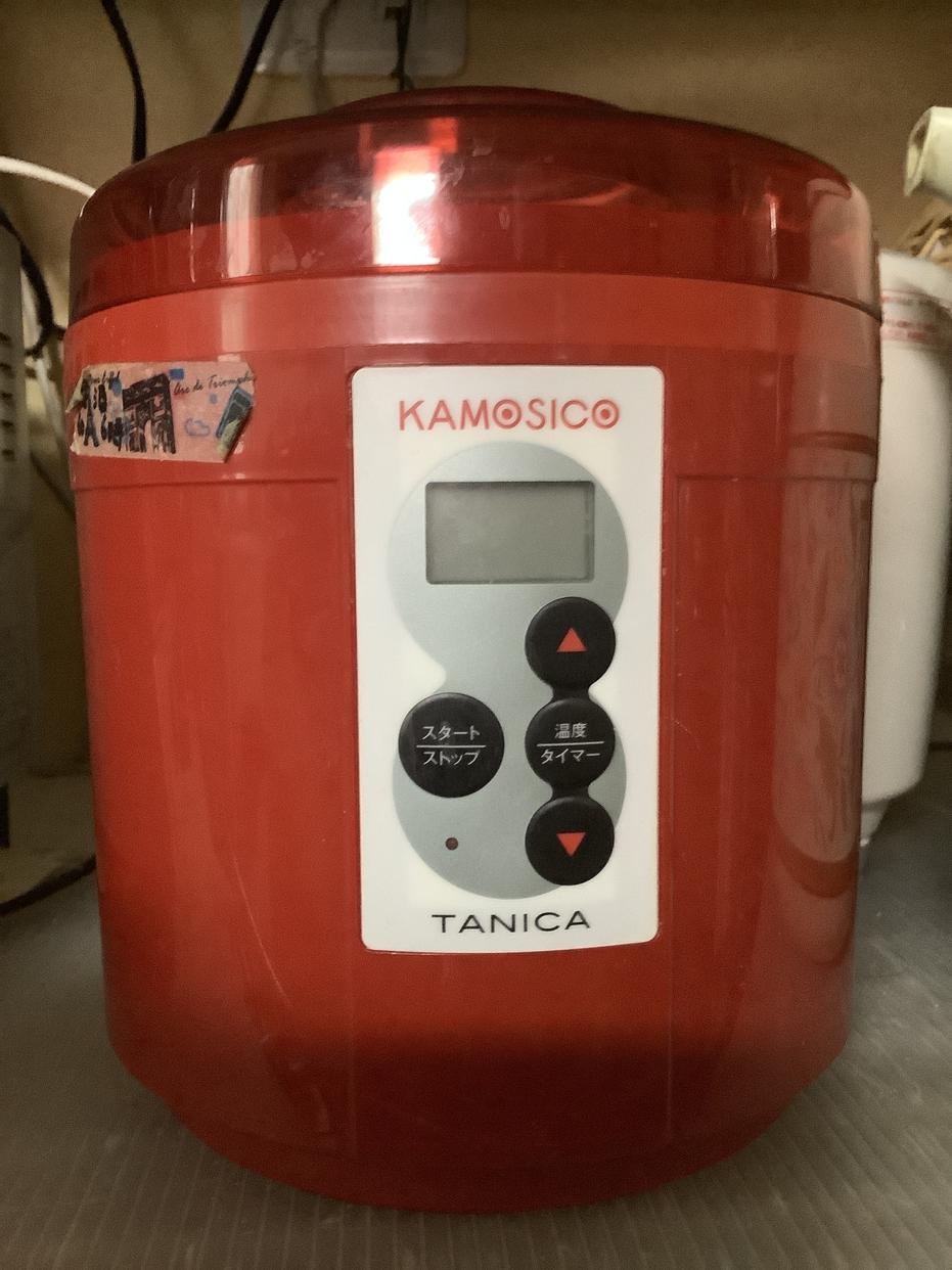 醸壷(KAMOSICO)発酵食メーカー  KS-12W アイボリーを使ったメルさんのクチコミ画像1