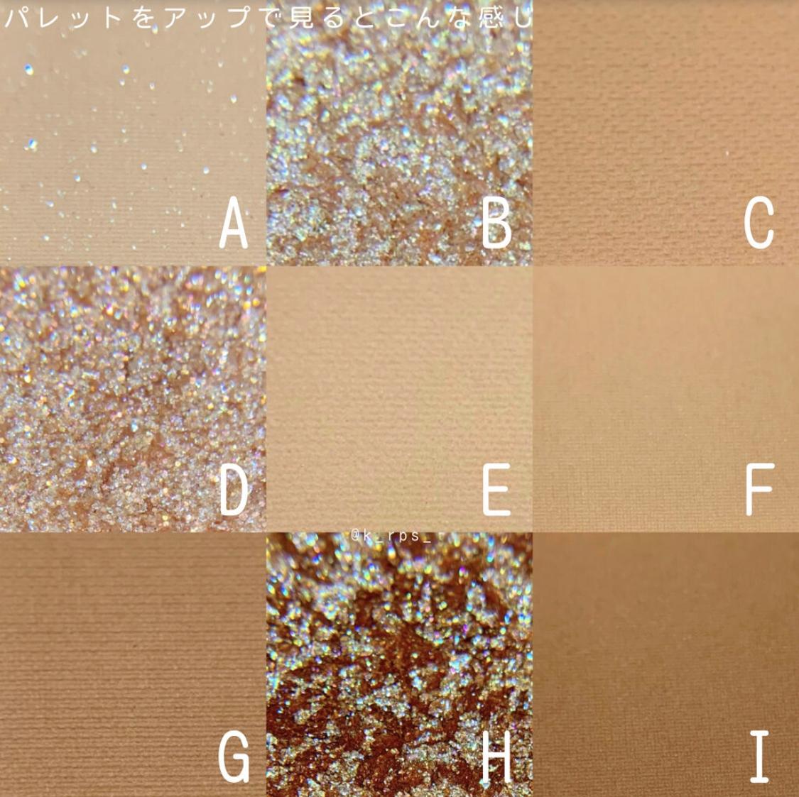 dasique(デイジーク) シャドウパレットを使ったKeiさんのクチコミ画像3