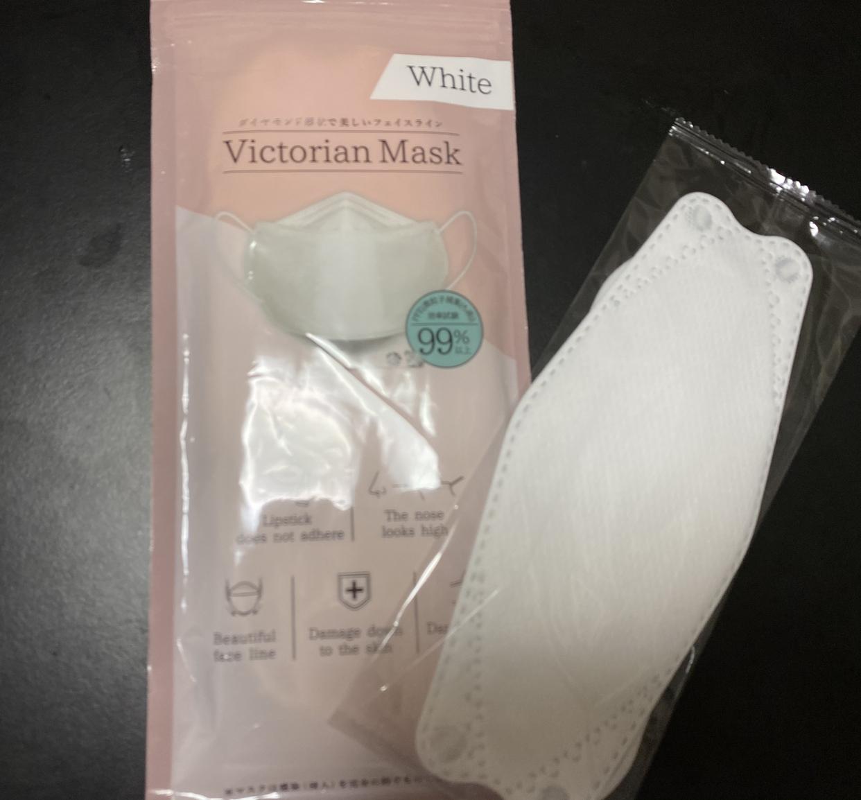 COLLABORN(コラボーン) ヴィクトリアンマスクを使ったSAYAKAさんのクチコミ画像2