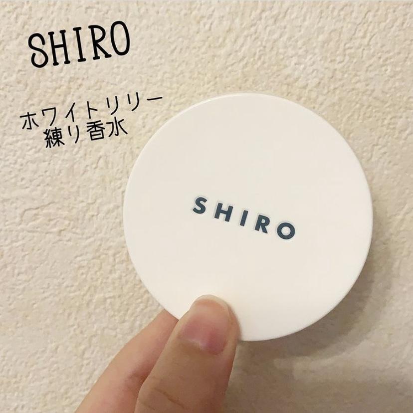 SHIRO(シロ) 練り香水の良い点・メリットに関するmugimokoさんの口コミ画像1