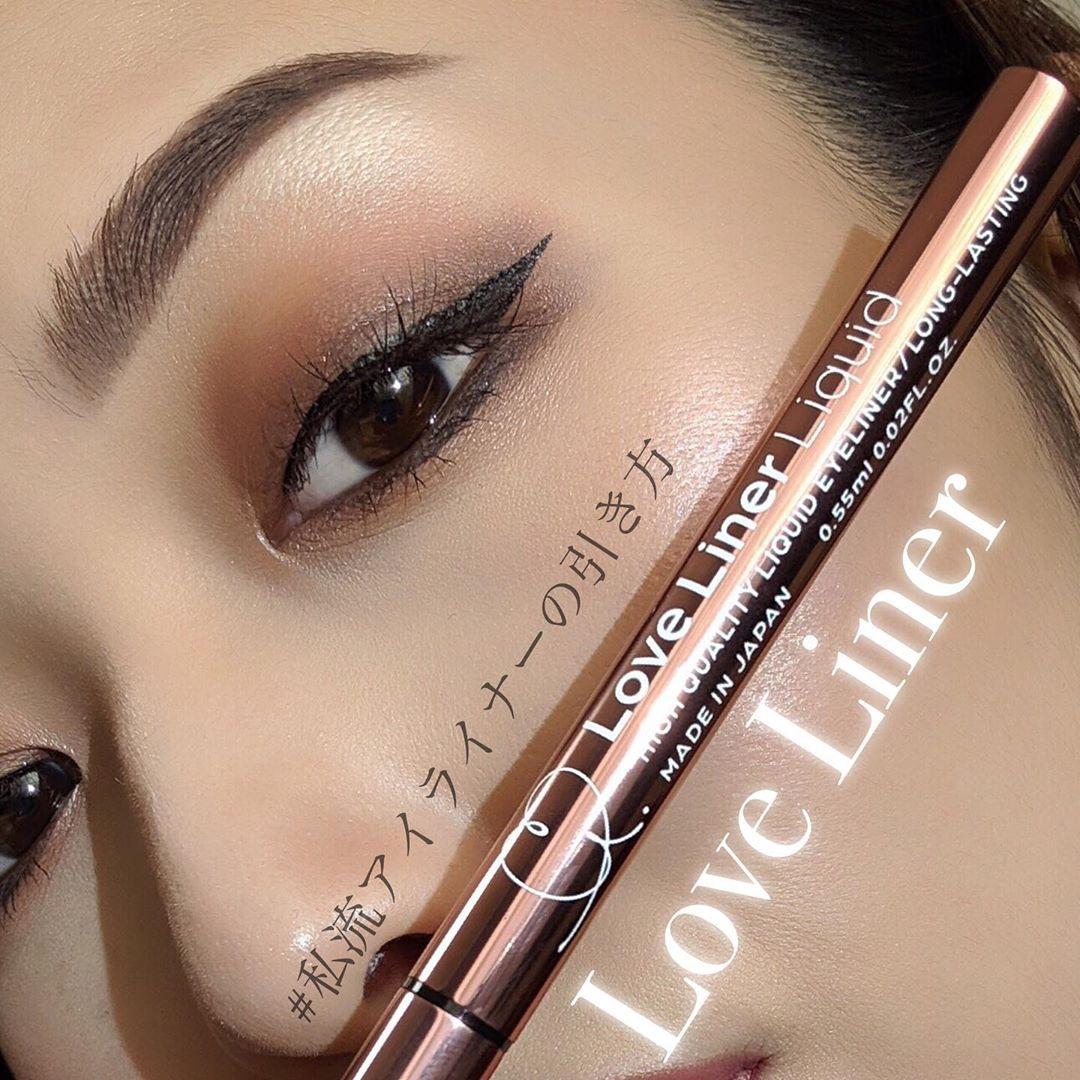 Love Liner(ラブ・ライナー)リキッドを使った ぷくみぃさんのクチコミ画像