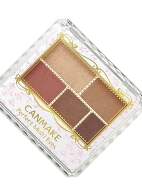 CANMAKE(キャンメイク) パーフェクトマルチアイズを使ったいゆのさんのクチコミ画像