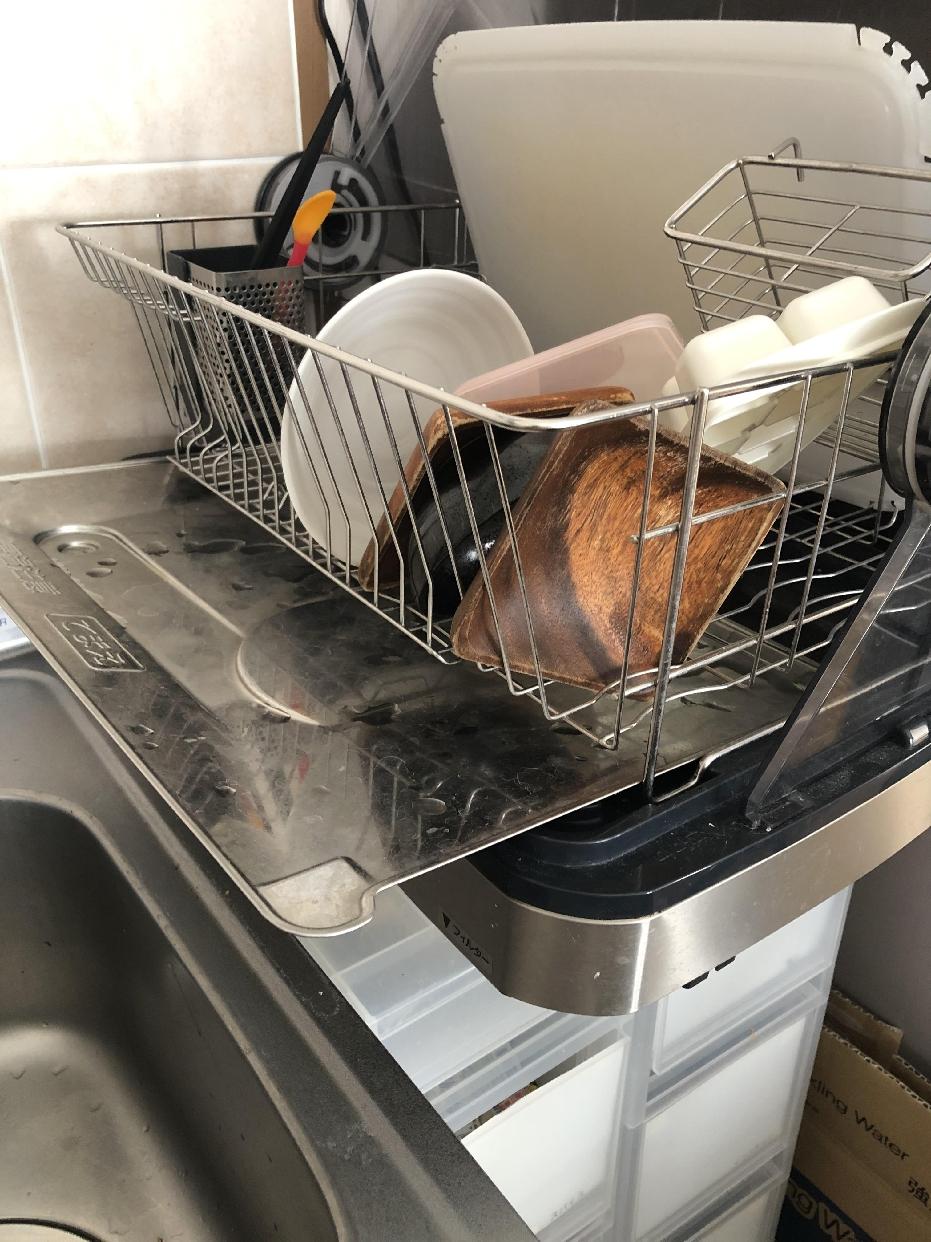 象印(ZOJIRUSHI)食器乾燥機 EY-SB60 XHを使ったナワワさんのクチコミ画像2